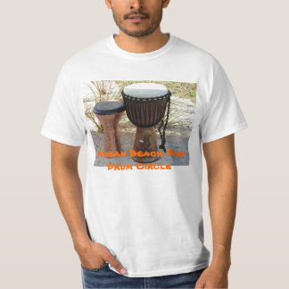 Pelican Beach Park Drum Circle T-Shirt