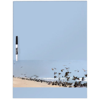 Pelican Bird Wildlife Animal Beach Dry Erase Board