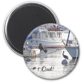 Pelican Birds Beach Wildlife Ocean Animals Magnet