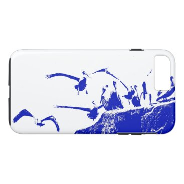 Beach Themed Pelican Birds Wildlife Animal Beach iPhone 7 Case