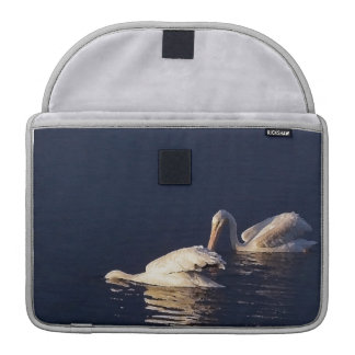 Pelican Birds Wildlife Animals Beach MacBook Pro Sleeve