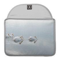 Pelican Birds Wildlife Animals Beach Sleeve For MacBook Pro