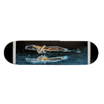 Pelican Birds Wildlife Animals Skateboard