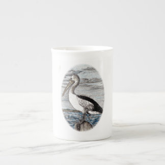 Pelican Bone China Mug