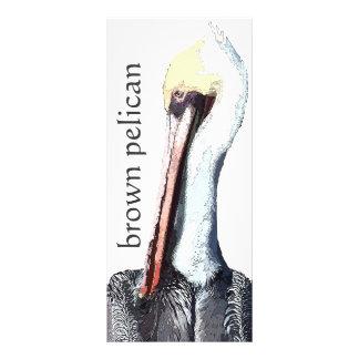 Pelican Book Mark Rack Card