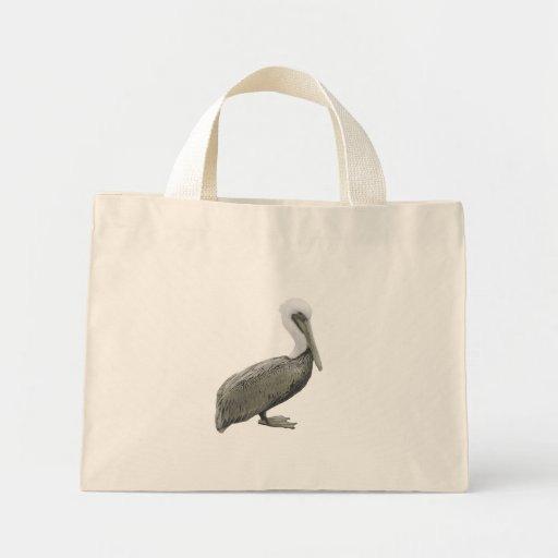Pelican Canvas Bag