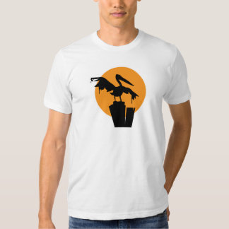 Pelican Covered In Oil T-Shirt