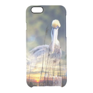 Pelican Double Exposure Clear iPhone 6/6S Case