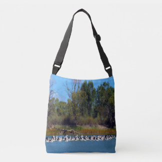Pelican Fishing Frenzy, Crossbody Bag