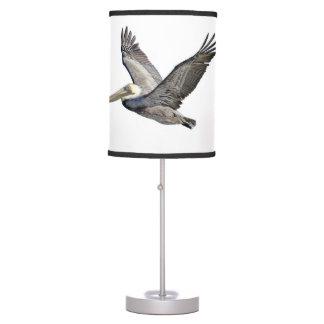 Pelican Flying Lampshade