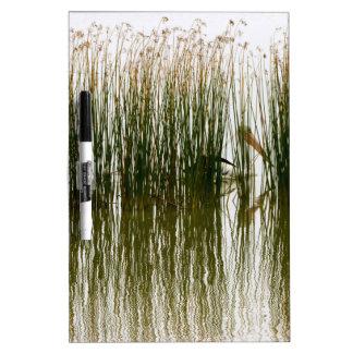 Pelican Hideout Dry-Erase Board
