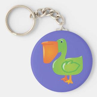 Pelican Keychains