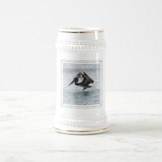 Pelican Landing Beer Stein 18 Oz Beer Stein
