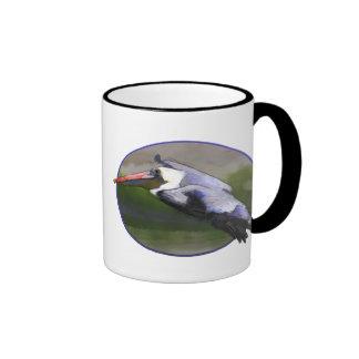 Pelican Landing Ringer Coffee Mug