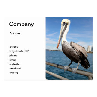Pelican Large Business Card