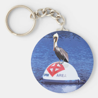 Pelican Lifeguard Keychains