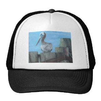 Pelican of Hatteras Ferry Trucker Hat