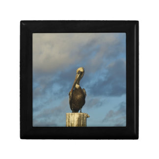 Pelican on Pier Gift Box