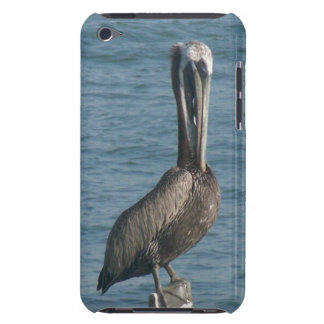 Pelican on Piling iPod Touch Case