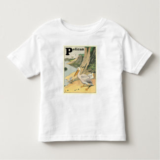Pelican on the Beach Toddler T-shirt