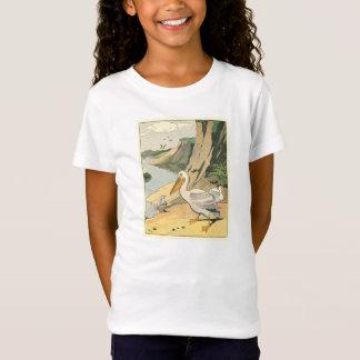 Pelican on the Sandy Beach T-Shirt