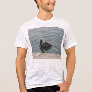 Pelican on the Water T-shirt