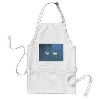 pelican pair apron