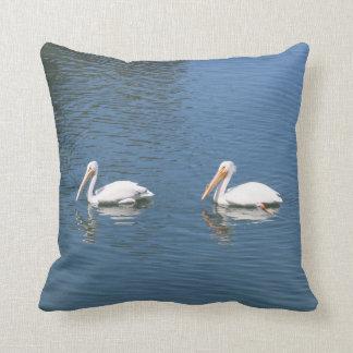 pelican pair pillow