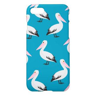 Pelican pattern iPhone 7 case