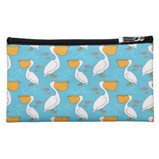 Pelican Pete Cosmetic Bag
