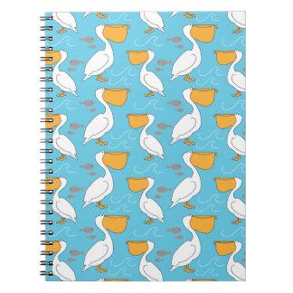 Pelican Pete Notebook