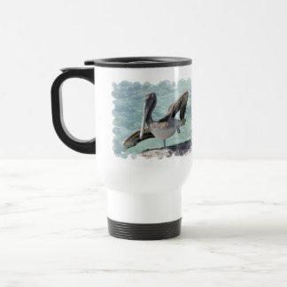Pelican Plastic Travel Mug