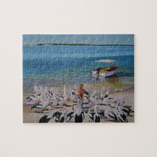 Pelican platter puzzle