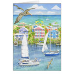 Pelican Point of View Greeting Card