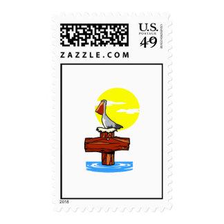 Pelican Postage