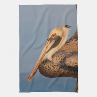 Pelican Profile Hand Towel