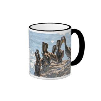 Pelican Rock Ringer Coffee Mug