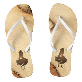 Pelican Rustic Flip Flops