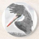 Pelican Salute Beverage Coasters
