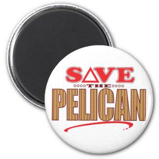 Pelican Save Magnet
