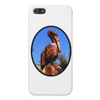 Pelican Wooden o Black The MUSEUM Zazzle Gifts iPhone 5/5S Case