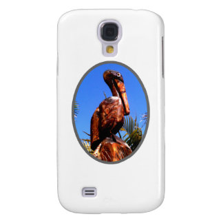 Pelican Wooden o Silver The MUSEUM Zazzle Gifts Samsung Galaxy S4 Cases