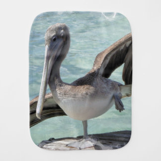 Pelican Baby Burp Cloths