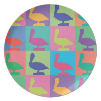 pelicane plate
