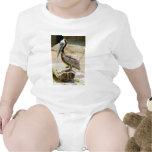 Pelícano de Brown Trajes De Bebé
