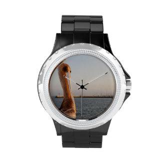 Pelícano de California Relojes