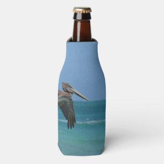 Pelícano de deslizamiento enfriador de botellas