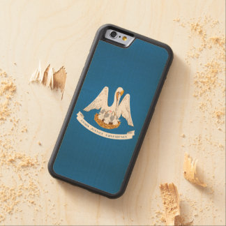 Pelícano de Luisiana Funda De iPhone 6 Bumper Arce