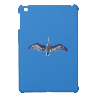Pelícano en vuelo iPad mini protectores