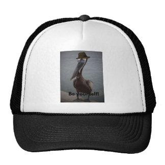 pelícano gorras